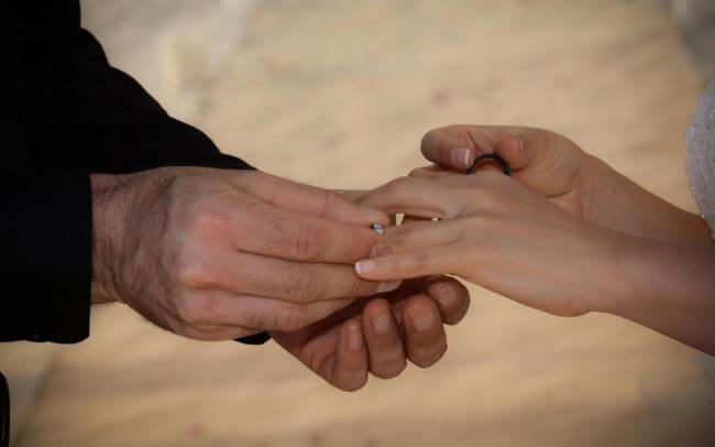 Adam and Juhee wedding